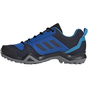adidas TERREX AX3 Chaussures Homme, glory blue/legend ink/shock cyan